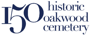 Historic Oakwood Cemetery Logo